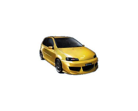 IBherdesign Voorbumper Fiat Punto II 1999-2003 'Phazer' incl. gaas