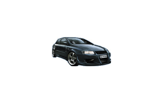 IBherdesign Voorbumper Fiat Stilo 3-deurs 'Kyros' incl. gaas