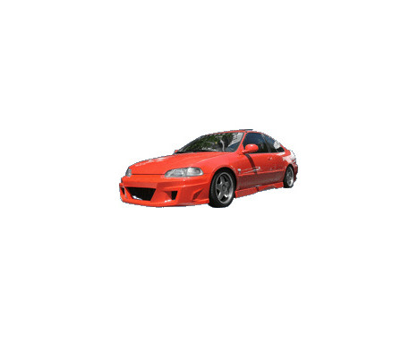 IBherdesign Voorbumper Honda Civic 2/3-deurs 1992-1995 'Komodo'