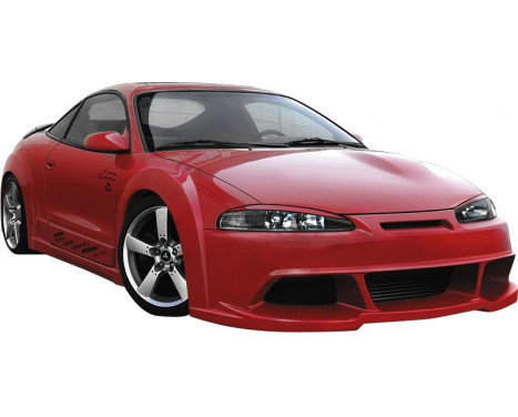 IBherdesign Voorbumper Mitsubishi Eclipse 1995-1997 'Rebel'
