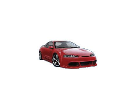 IBherdesign Voorbumper Mitsubishi Eclipse 1995-1997 'Rebel', Afbeelding 2