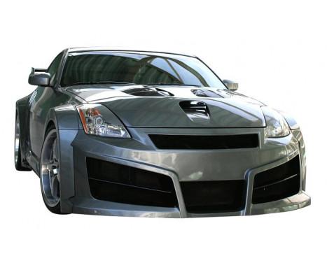 IBherdesign Voorbumper Nissan 350Z 'Havoc'