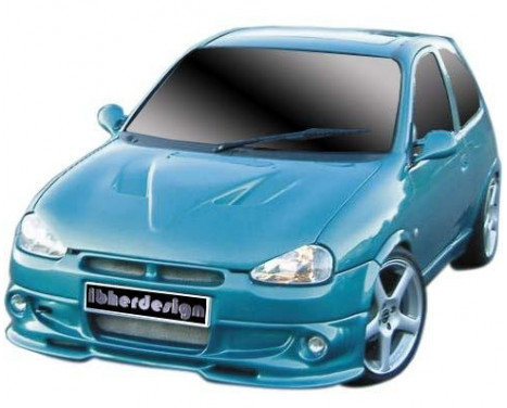 IBherdesign Voorbumper Opel Corsa B 'Impact'