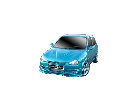 IBherdesign Voorbumper Opel Corsa B 'Impact', Afbeelding 2