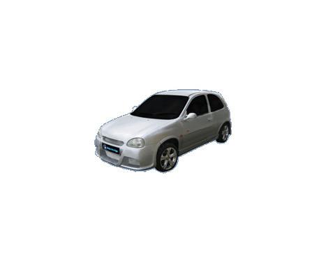 IBherdesign Voorbumper Opel Corsa B 'Verne' incl. gaas