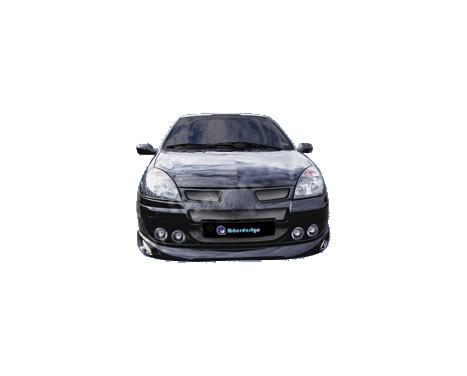 IBherdesign Voorbumper Renault Clio III 2001- 'Atmo-Evo' incl. lampen, Afbeelding 2