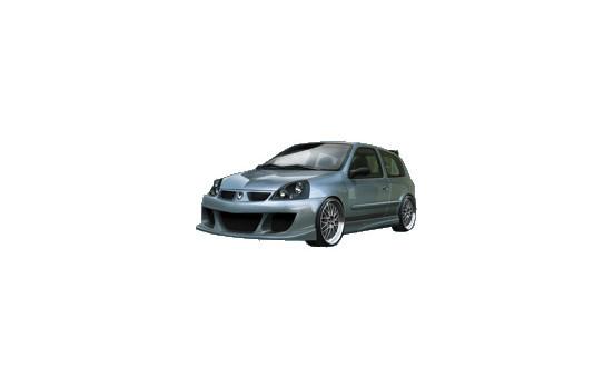 IBherdesign Voorbumper Renault Clio III 2001- 'Mohave'