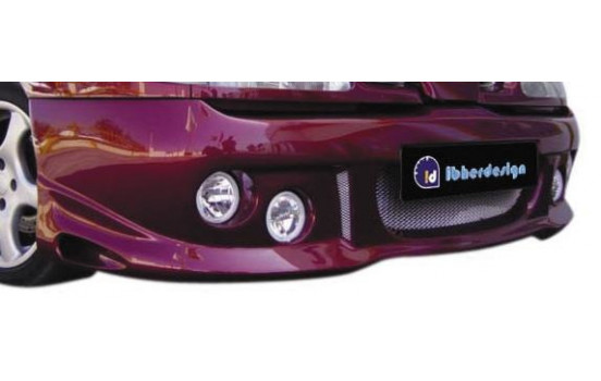 IBherdesign Voorbumper Renault Megane I 5/99-02 'Tribute' incl. gaas/lampen