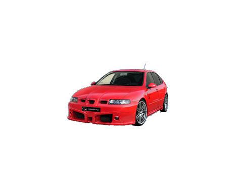 IBherdesign Voorbumper Seat Leon/Toledo 1M 1999-2005 'Abyss', Afbeelding 2