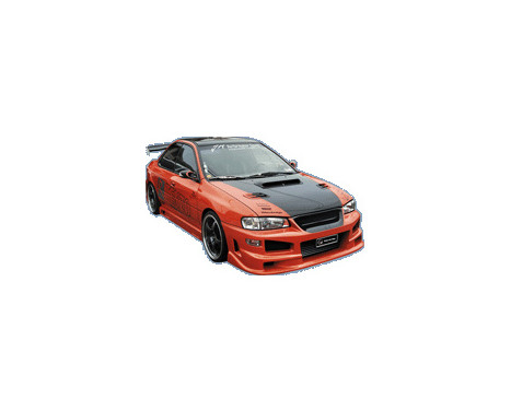 IBherdesign Voorbumper Subaru Impreza 1995-2001 'Monza'