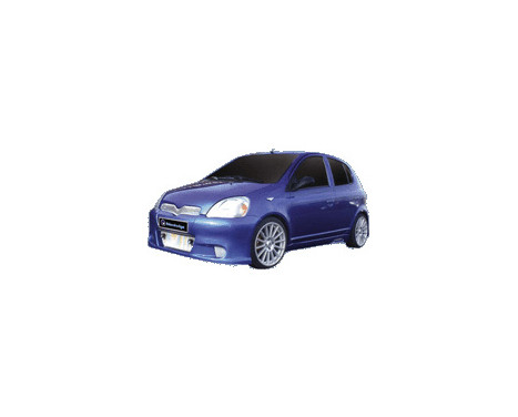 IBherdesign Voorbumper Toyota Yaris 2003-2006 'K-18'