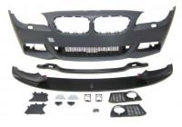 M Sport voorbumper BMW F10/F11  + M-performance splitter