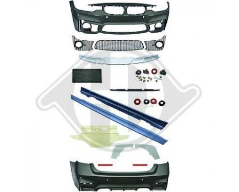 M3-Look bumperset F30 1217250 Diederichs