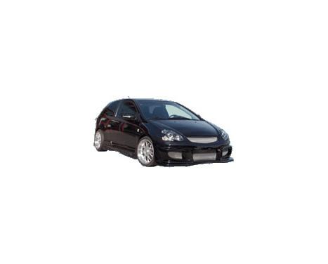 TSS-Tuning Voorbumper Honda Civic HB 3/5-deurs 2001-