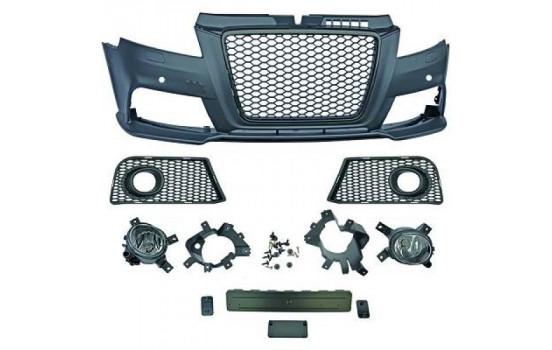 Voorbumper Audi A3 2008-2012 RS3-look