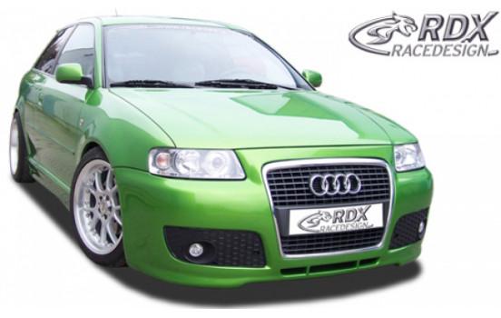 Voorbumper Audi A3 8L 1996-2003 'SingleFrame 1' (GFK)