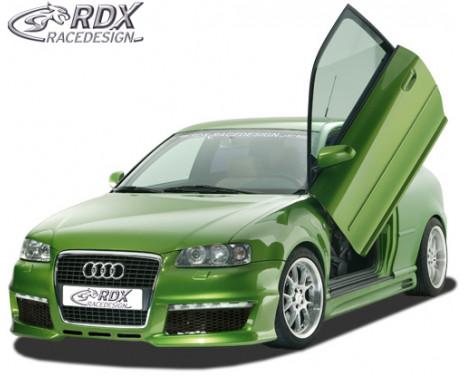 Voorbumper Audi A3 8L 1996-2003 'SingleFrame 2'(GFK)