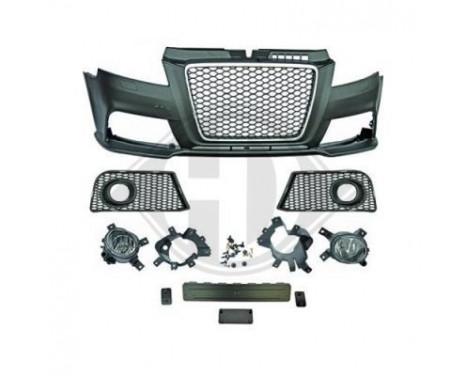 Voorbumper Audi A3 Lim./Sportb./Cabrio -RS3 Look, Afbeelding 2
