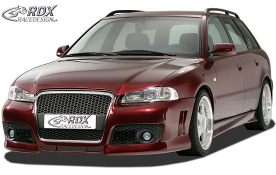 Voorbumper Audi A4 B5 1994-2001 'SingleFrame' (GFK)