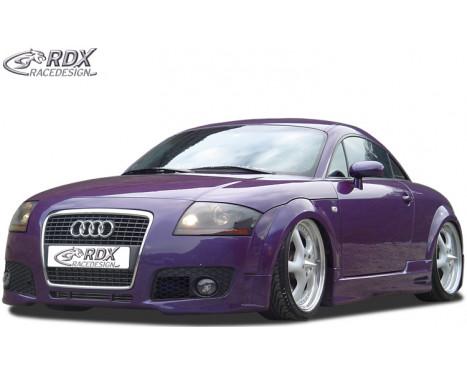 Voorbumper Audi TT 8N 1999-2005 'SingleFrame' (GFK)