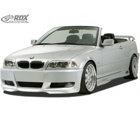 Voorbumper BMW 3-Serie E46 Coupé/Cabrio 'E92-Look' (GFK)