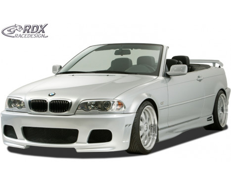 Voorbumper BMW 3-Serie E46 Coupé/Cabrio 'M-Line' (GFK)