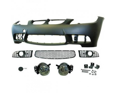 Voorbumper BMW 3er E90/E91 M3-look 1216551 Diederichs
