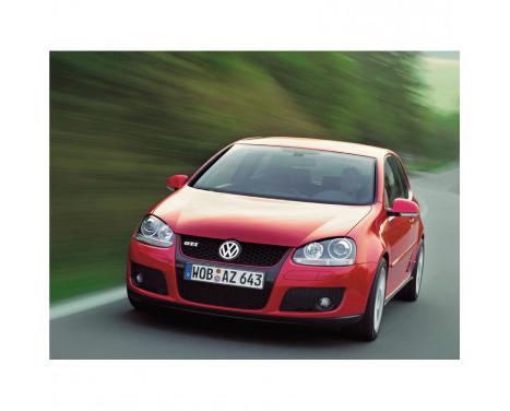 Voorbumper Volkswagen Golf V 2003-2008 e.o. Jetta 2005-2010 'GTi-Look' (PP), Afbeelding 2
