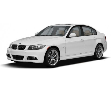 Voorbumperset BMW 3-serie E90/E91 LCI, Afbeelding 2