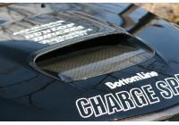 Chargespeed Motorkapluchtinlaat Carbon Subaru Impreza WRX STi 2008-