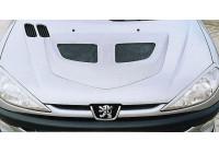Lester Motorkap Luchtinlaat Peugeot 206 'EVO' - Polyester