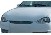 Motorkapverlenger Opel Corsa B 1993-2000 2-delig (Metaal)