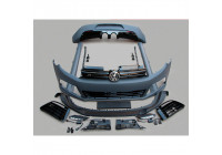 Bodykit Volkswagen Golf VI 3/5-deurs 2008-2012 'R20-Look' incl. Grills & DRL's (PP)
