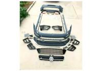Bodykit Volkswagen Golf VII 3/5-deurs 2012- 'R-Look' incl. Grills (PP)