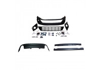 Bodykit Volkswagen Passat CC 2013- 'R-Look' incl. Grills & Mistlampen (PP)