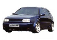 Dietrich Beastmaster Complete Ombouwset Volkswagen Golf III 1991-1997