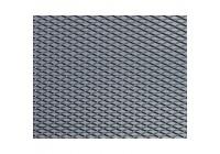 Foliatec Aluminium Race-gaas medium zwart 20x60cm - 2 stuks