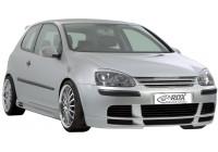 Sideskirts Volkswagen Golf V/VI/Jetta + Seat Leon 1P 2005- 'GT-Race' (ABS)