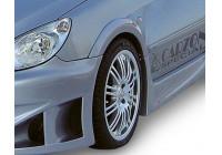 Carzone Spatbordverbreder Linksvoor Peugeot 307 3-deurs/CC Facelift 05- 'Samurai +'