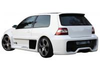 Dietrich Spatbordverbreders achterzijde Volkswagen Golf IV 1998-2003 3-deurs 'WIZ-Wide' (4-stuks)