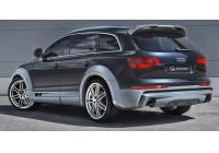 IBherdesign Spatbordverbreders 'achter' Audi Q7 excl. S-Line 'Czar Wide' (6-delig)