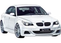 IBherdesign Spatbordverbreders 'voor' BMW 5-Serie E60 7/2003- Sedan 'Kaiet Wide' (4-delig)