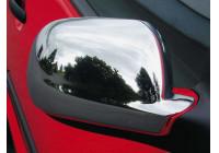 Set spiegelkappen chroom VAG diversen a-symetrisch