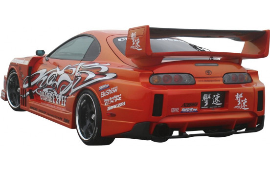 Chargespeed Achtervleugel Toyota Supra JZA80 (FRP)