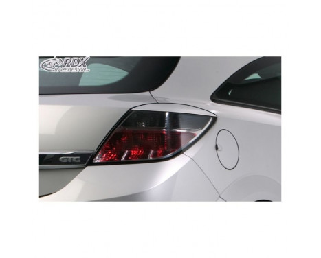 Achterlichtspoilers Opel Astra H GTC 2005-2009 (ABS)
