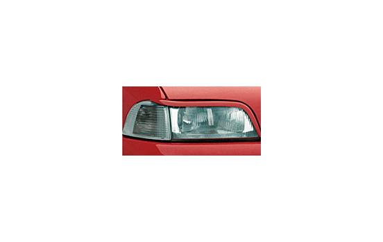 Carcept Koplampspoilers Fiat Punto 1994-