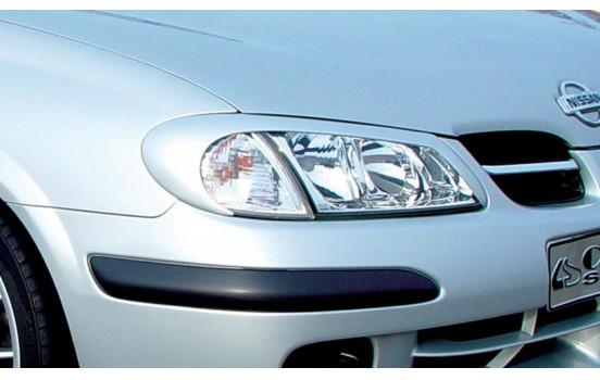 Carcept Koplampspoilers Nissan Almera 1999-