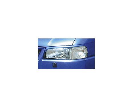 Dietrich Koplampspoilers Volkswagen Transporter T4 1996-2003 (GP-Wijsneus)