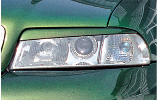 Koplampspoilers Audi A4 B5 191995-1999 (ABS)