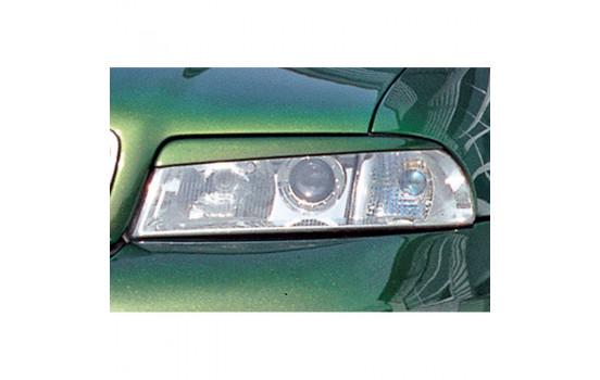 Koplampspoilers Audi A4 B5 1999-2001 (ABS)